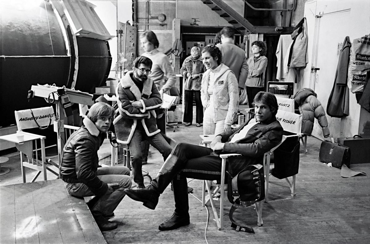 Архивы «Звёздных войн»_ как создавалась оригинальная трилогия Джорджа Лукаса 9