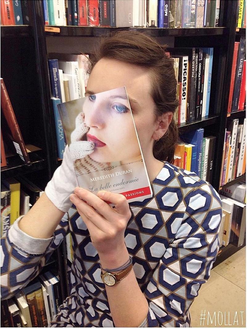 Book_Face_kreativnye_snimki_s_oblozhkami_knig 15