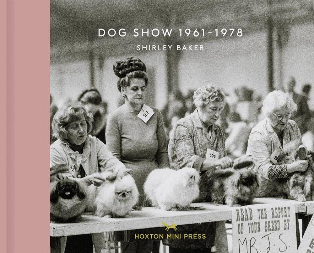 «Дай_ Джим_ на счастье лапу мне»_ фотографии Ширли Бейкер с выставок собак 1960_70_х