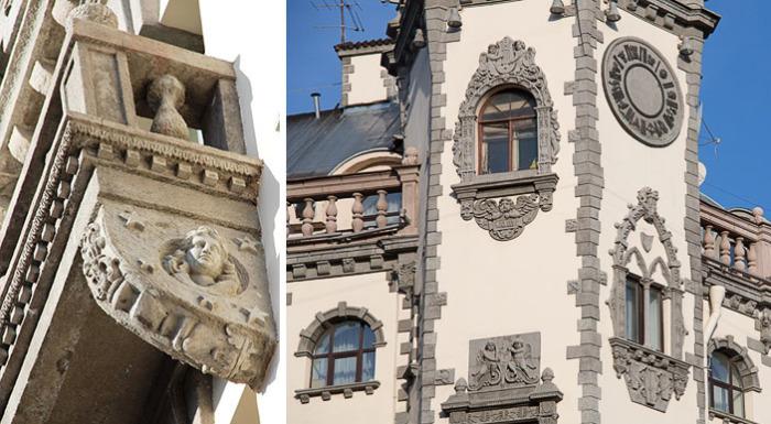 Дом с башнями в Питере_ Здание в стиле английских замков_ которое выдержит даже взрыв фугасной бомбы (6)