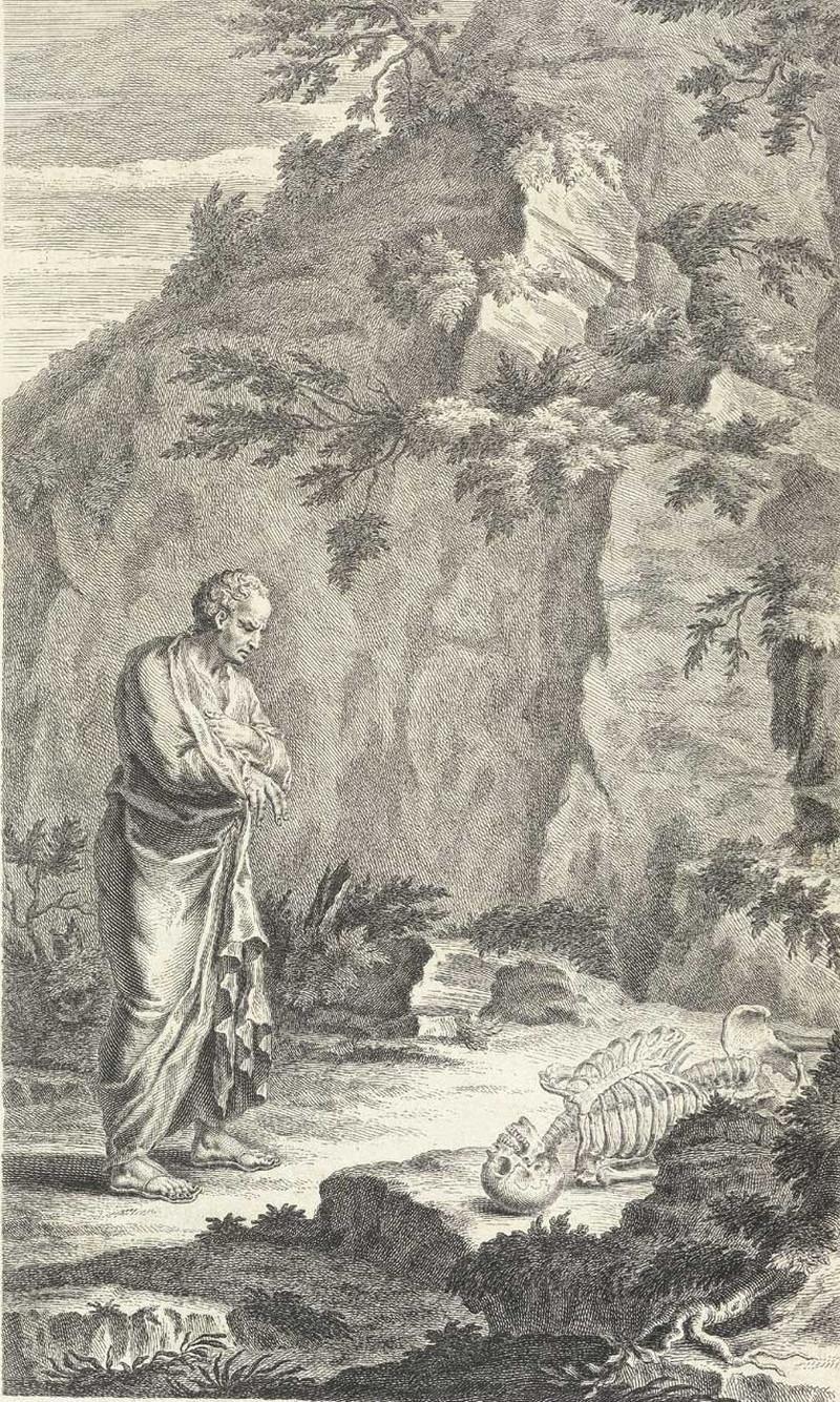 Достоверность и изящество в костях. «Остеография» Уильяма Чеселдена (1733) 10