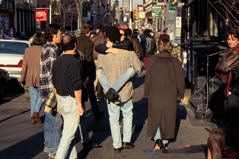 Цвета улиц в работах фотографа Джея Мейзела