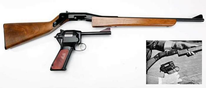 «Револьверы» Dardick