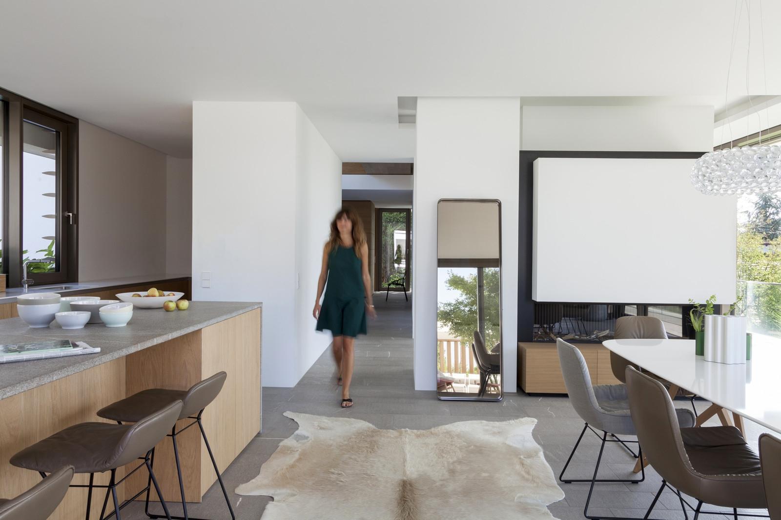 Интерьер семейного дома в Германии (13)