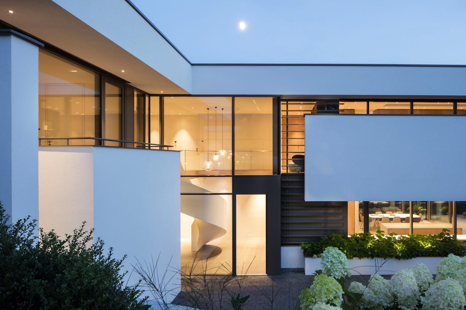 Интерьер семейного дома в Германии (2)