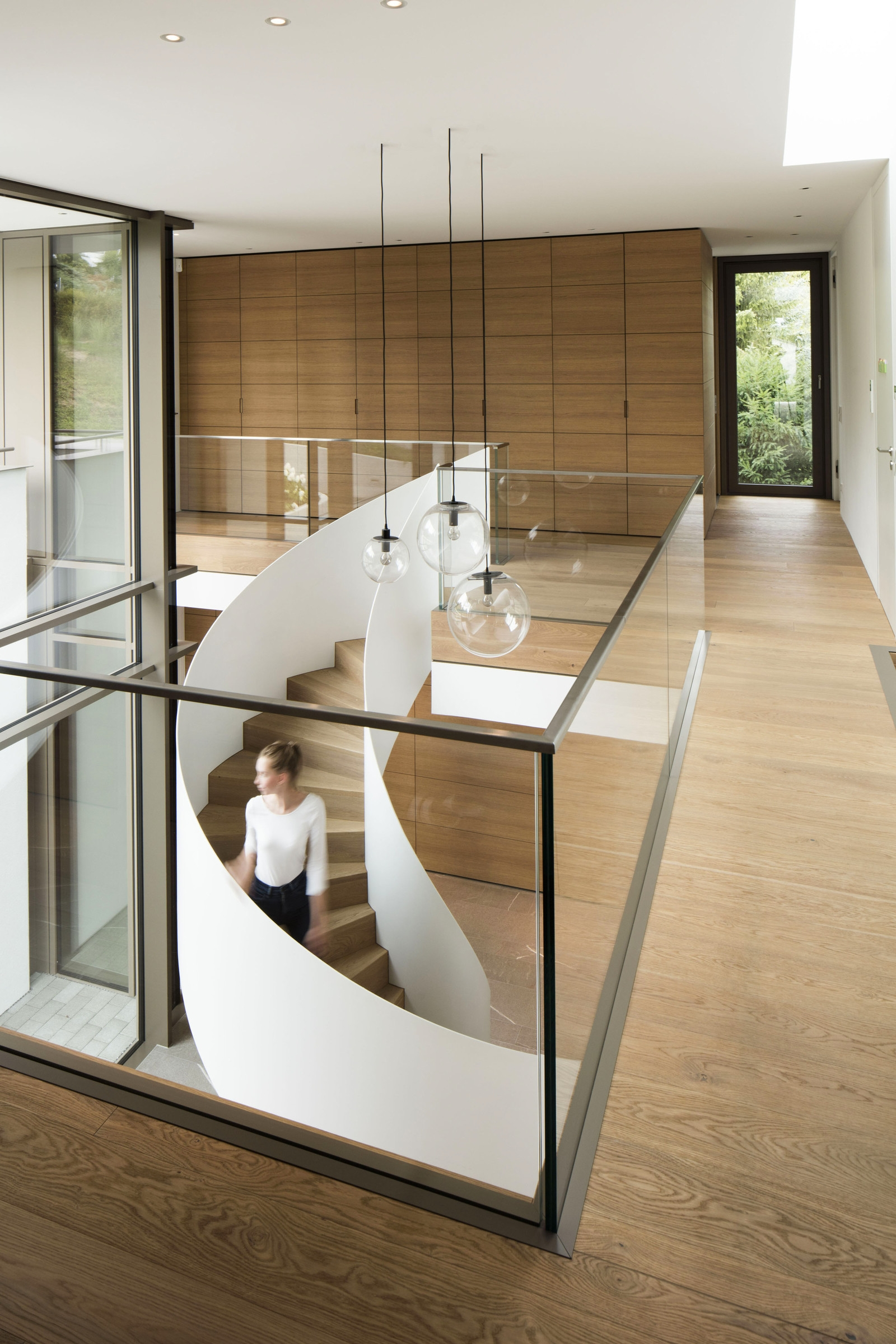 Интерьер семейного дома в Германии (24)