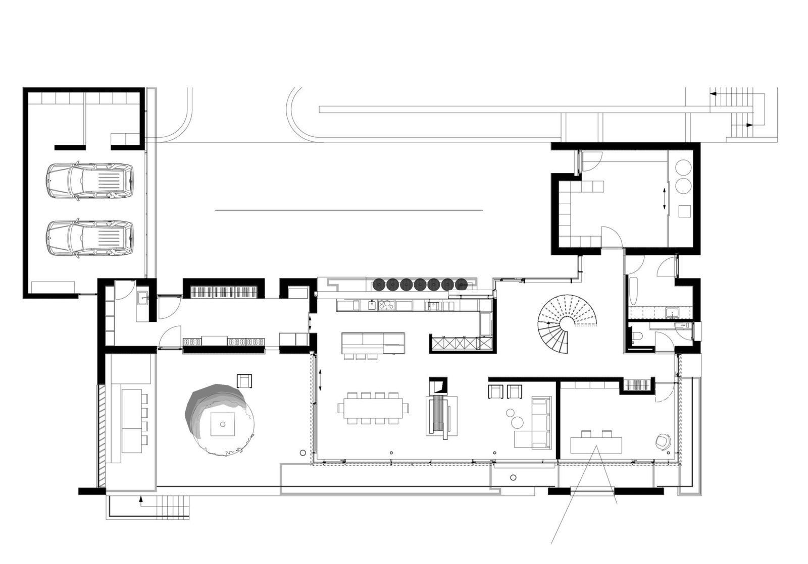 Интерьер семейного дома в Германии (28)