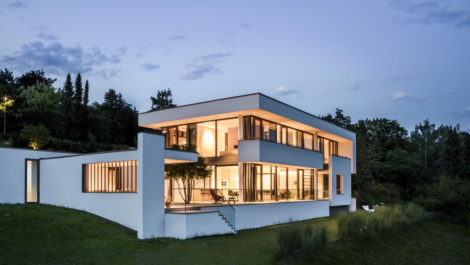 Интерьер семейного дома в Германии (3)