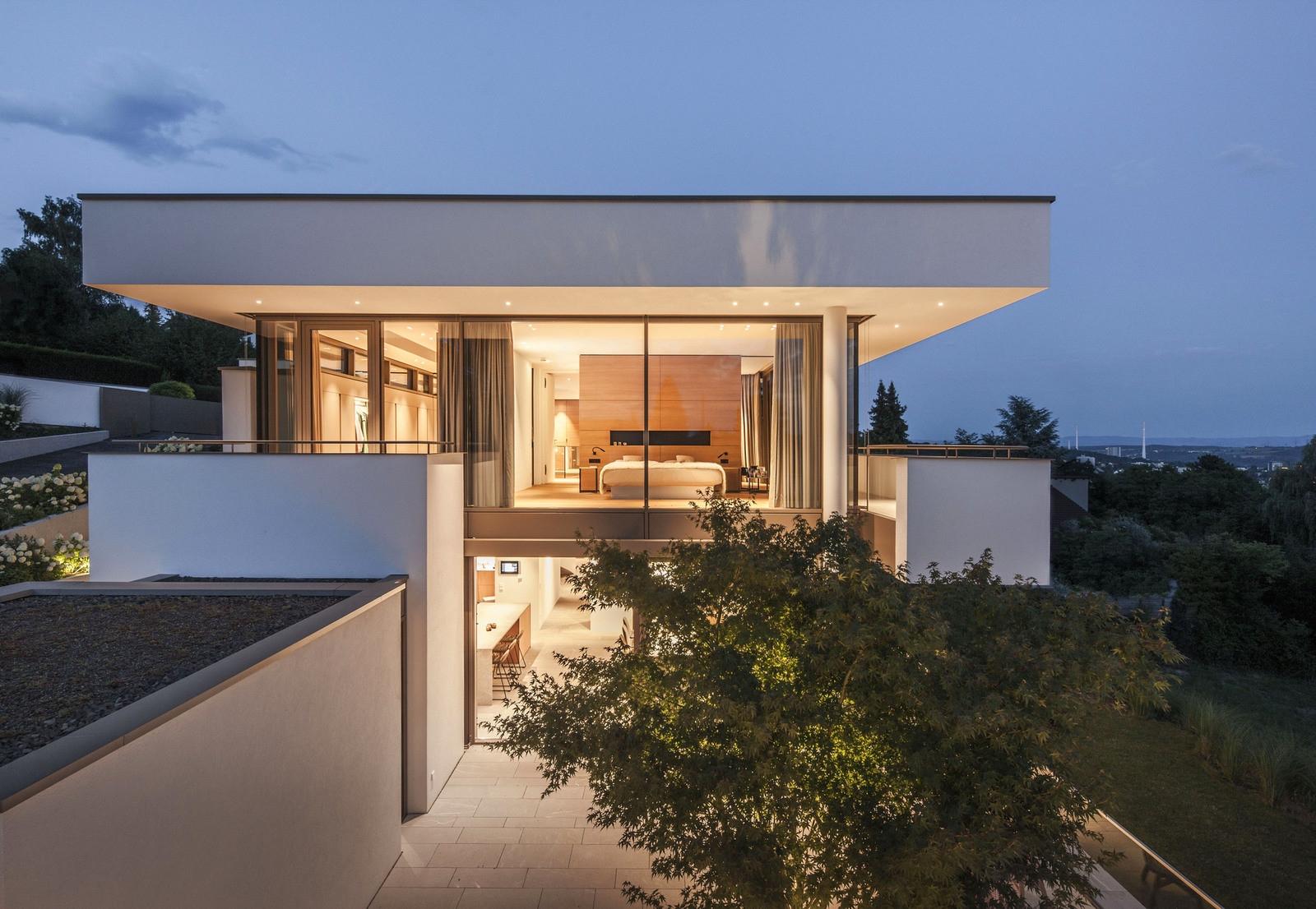 Интерьер семейного дома в Германии (4)