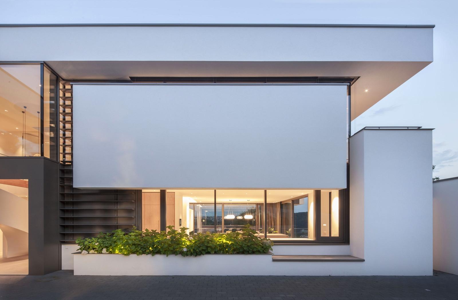 Интерьер семейного дома в Германии (5)