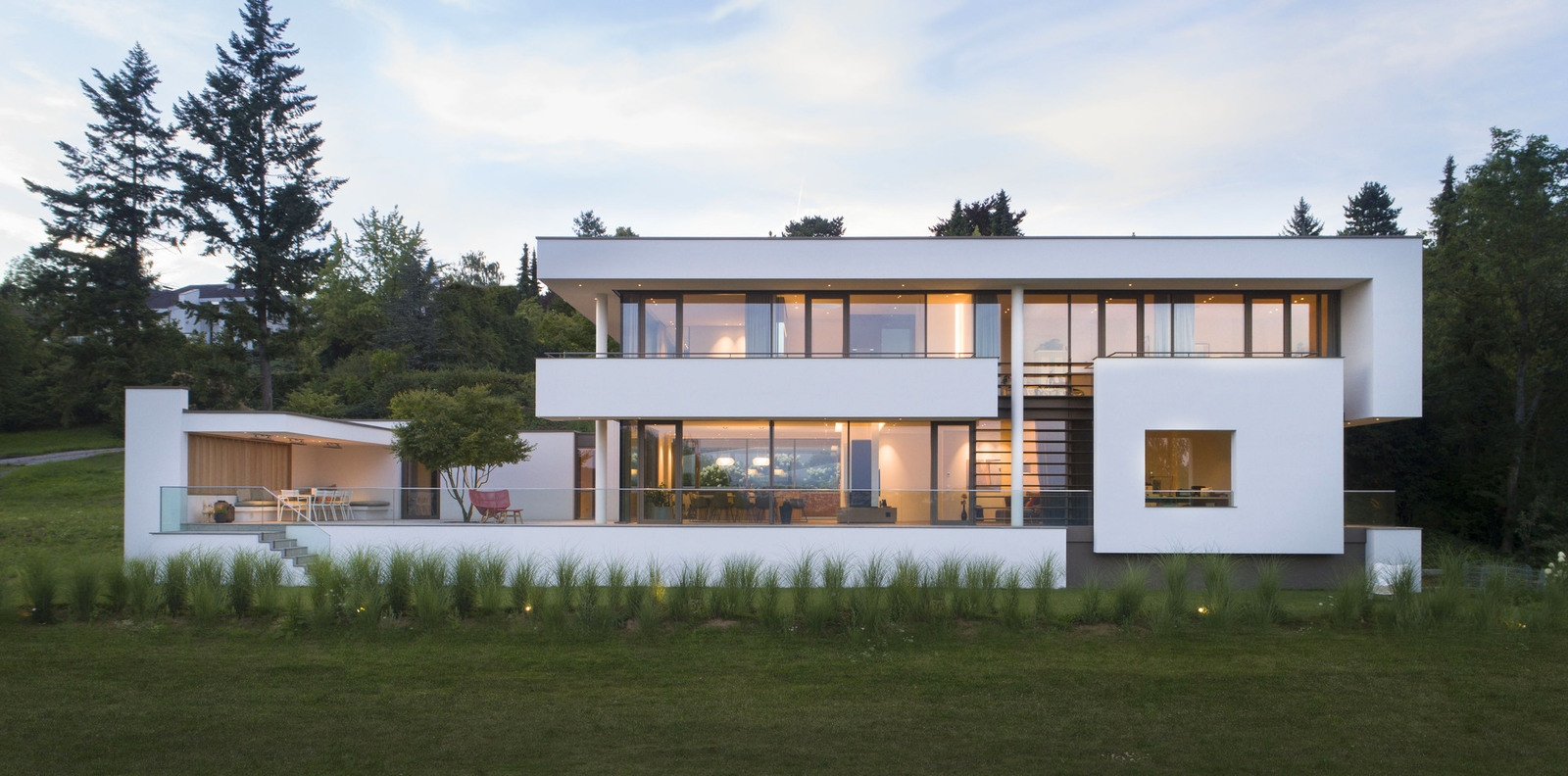 Интерьер семейного дома в Германии (6)