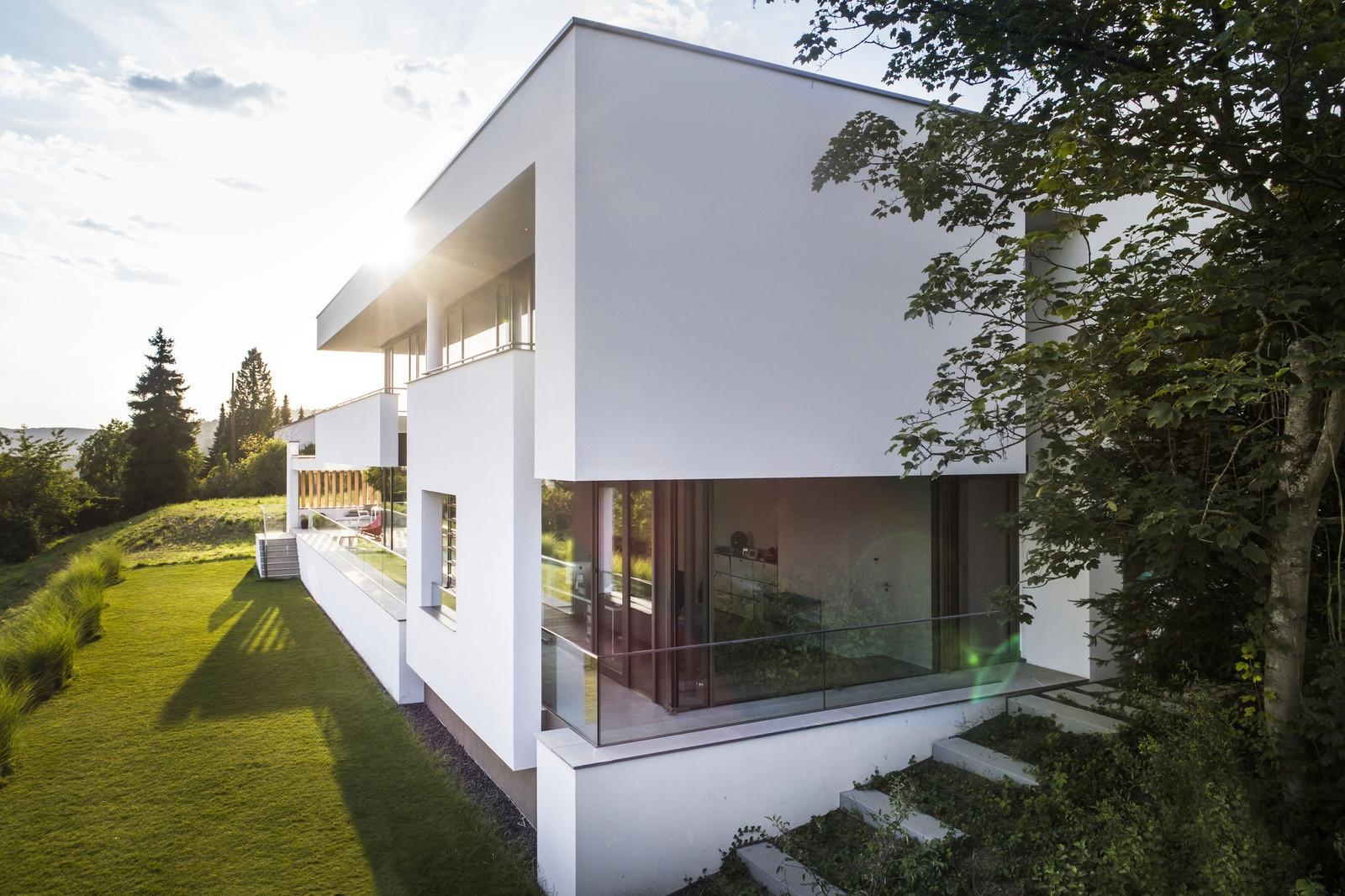 Интерьер семейного дома в Германии (7)