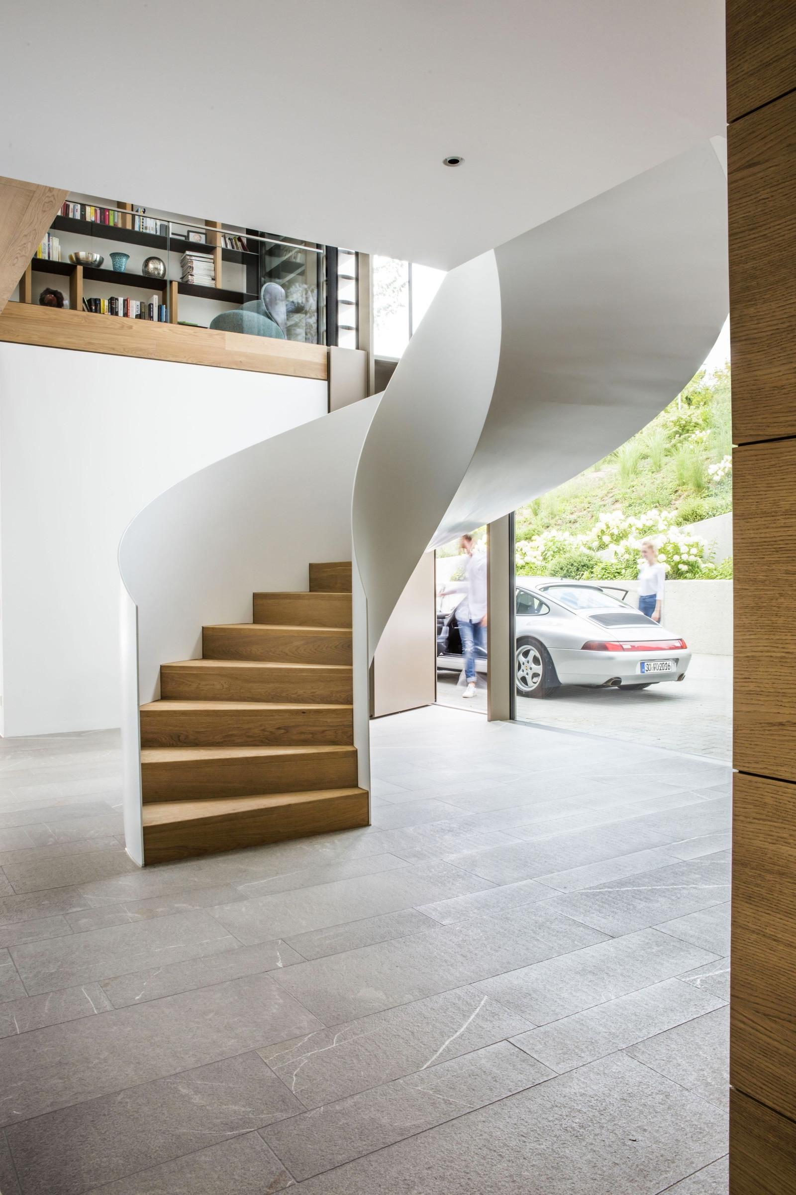 Интерьер семейного дома в Германии (9)