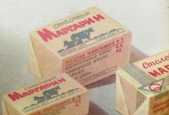 Вспоминая советские магазины... Сыры, творог, масло