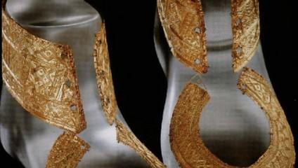 Золото кельтов: находки в кургане, которому 2500 лет