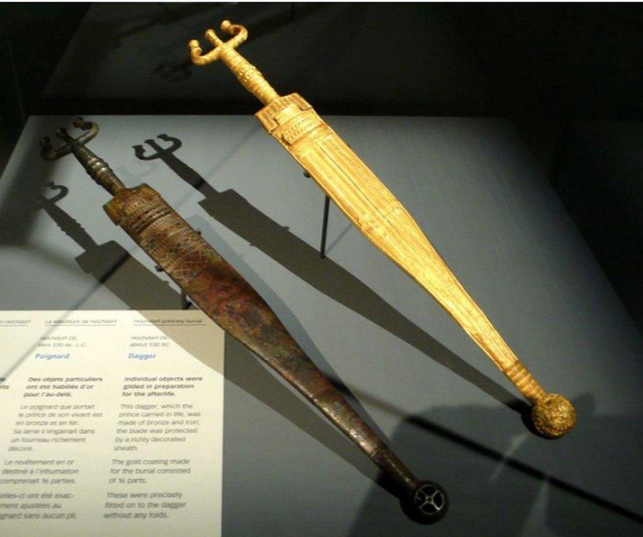 Кельтский вождь и его шикарные золотые ботинки (8)