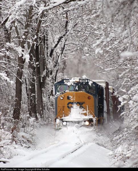 Красивые фотографии поездов. (2)