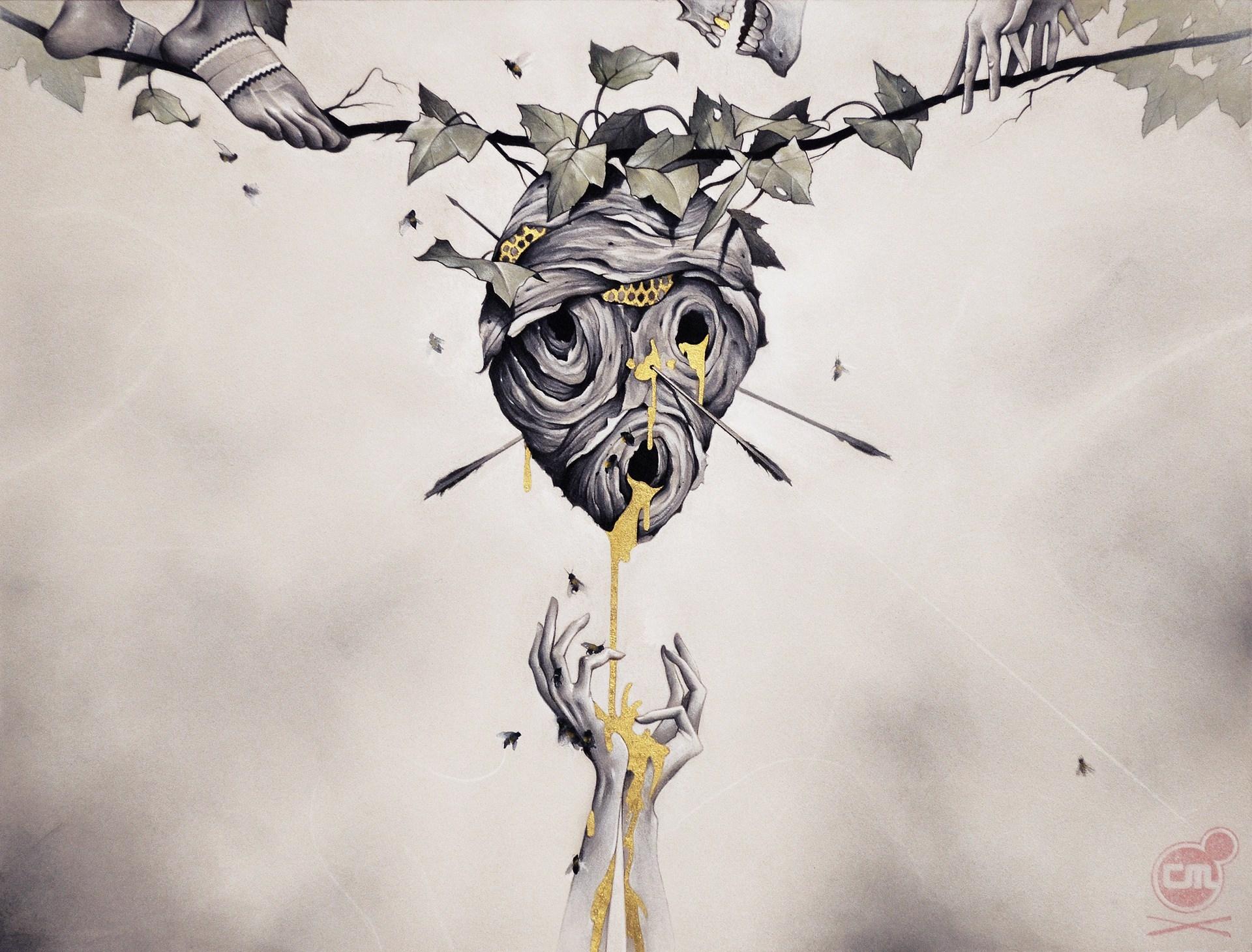 Между комиксами и граффити_ эклектичный талант Криса Б. Мюррея (11)