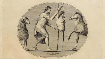 Древнеримская мифология в раритетных иллюстрациях: коллекция Джованни Карафа