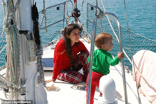 Роман с морем: 8 лет плавания и 3 детей