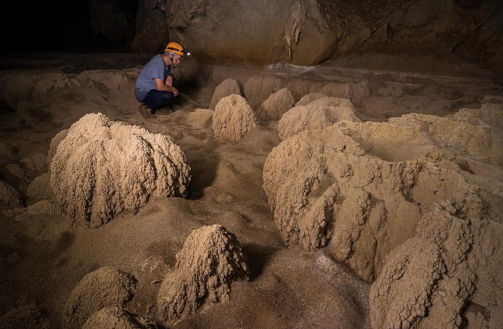 Пещера Tham Khoun— затерянный мир в Лаосе (1)