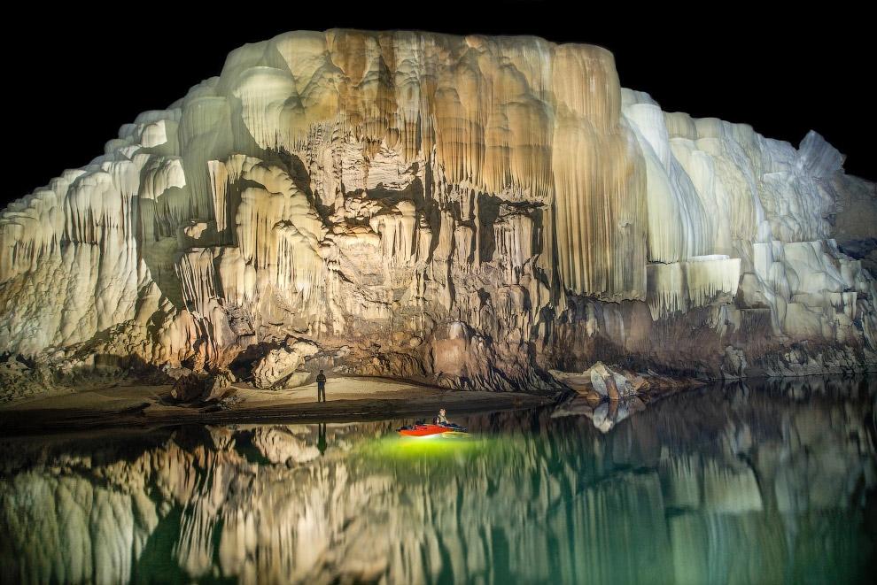 Пещера Tham Khoun— затерянный мир в Лаосе (10)