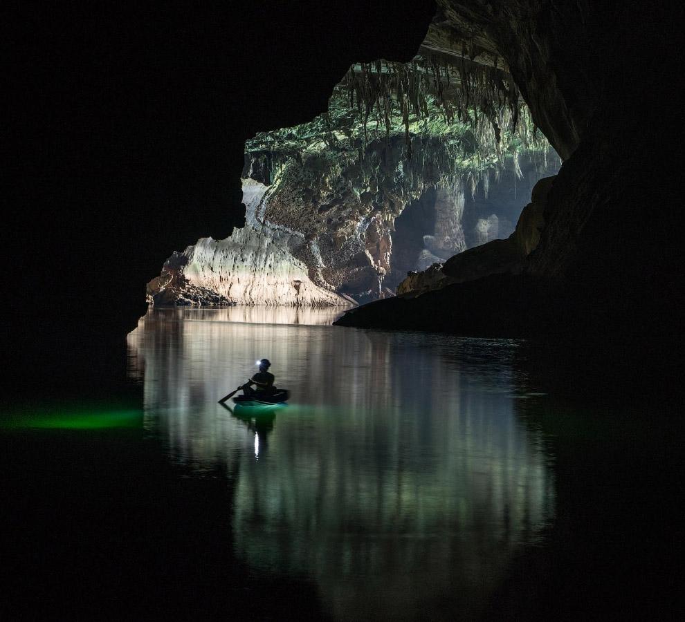 Пещера Tham Khoun— затерянный мир в Лаосе (13)