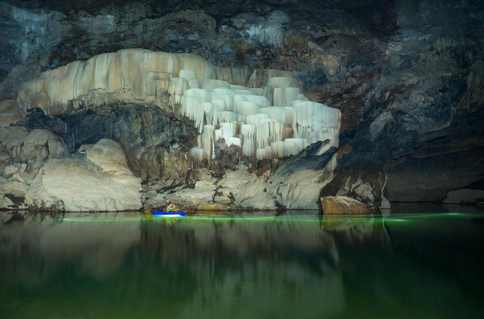 Пещера Tham Khoun— затерянный мир в Лаосе (14)