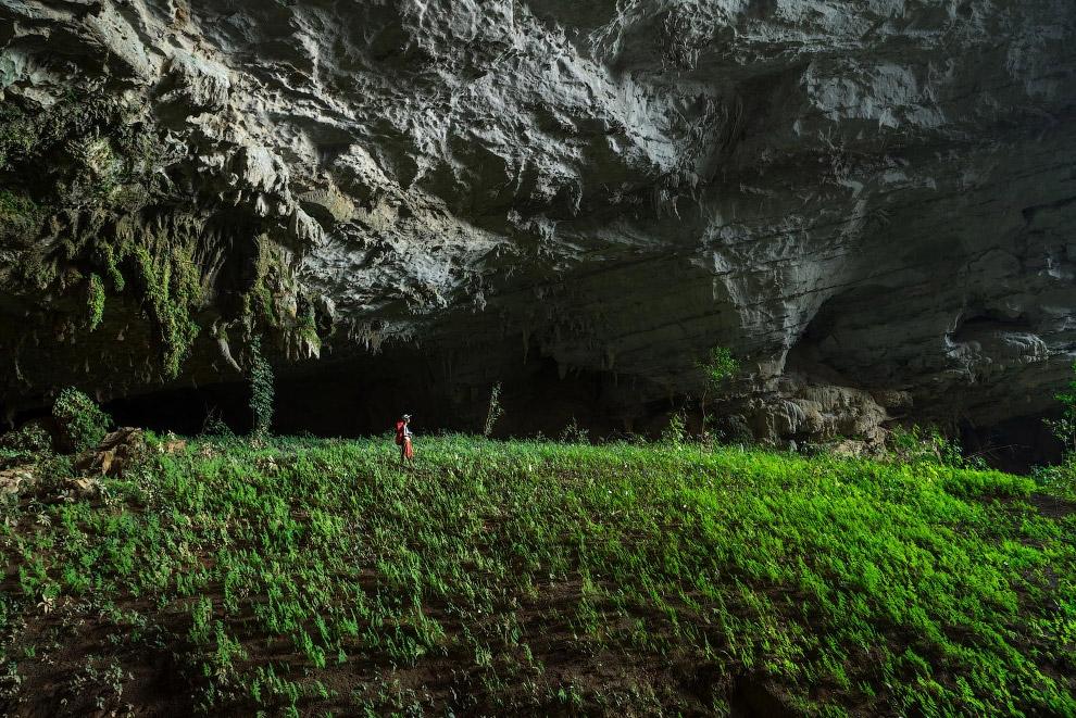 Пещера Tham Khoun— затерянный мир в Лаосе (15)