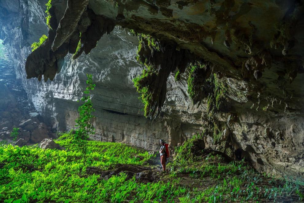 Пещера Tham Khoun— затерянный мир в Лаосе (16)