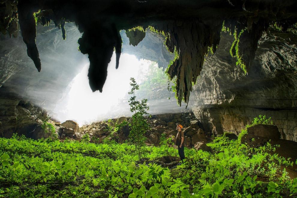 Пещера Tham Khoun— затерянный мир в Лаосе (17)