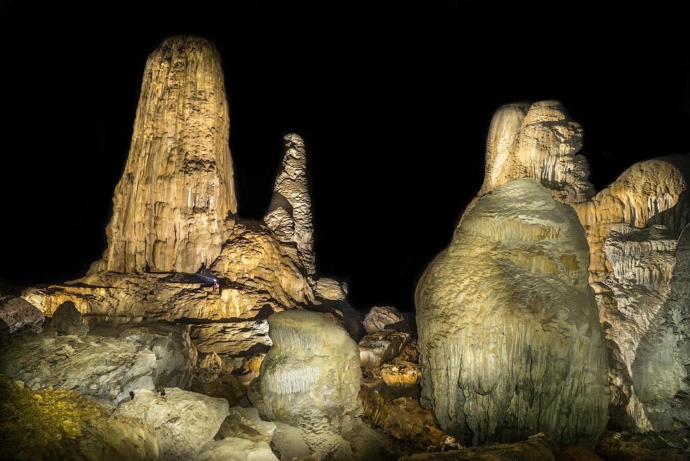 Пещера Tham Khoun— затерянный мир в Лаосе (7)