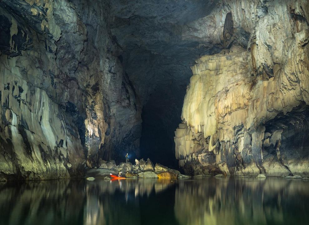 Пещера Tham Khoun— затерянный мир в Лаосе (8)