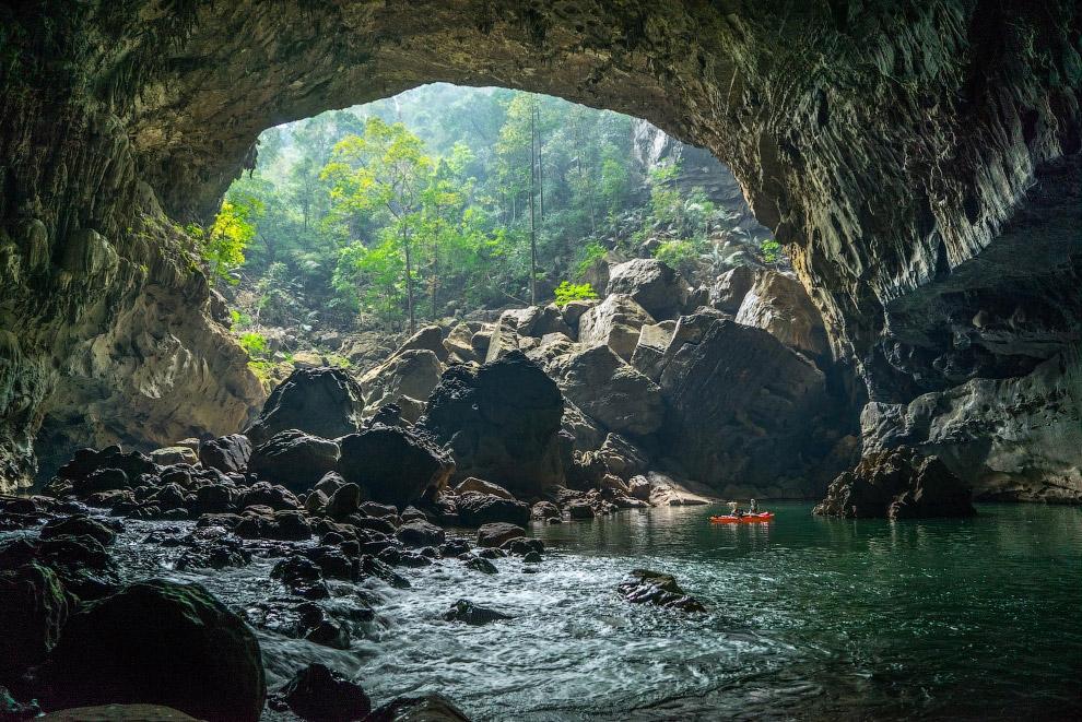 Пещера Tham Khoun— затерянный мир в Лаосе (9)