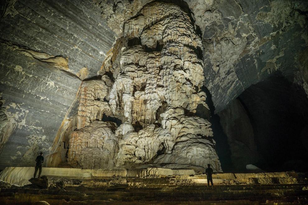 Пещера Tham Khoun— затерянный мир в Лаосе