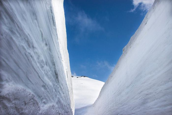 Прогулка по Tateyama Kurobe Alpine (13 фото) (2)
