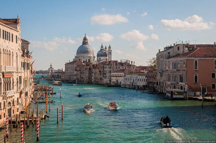 Прогулка по Венеции (1)