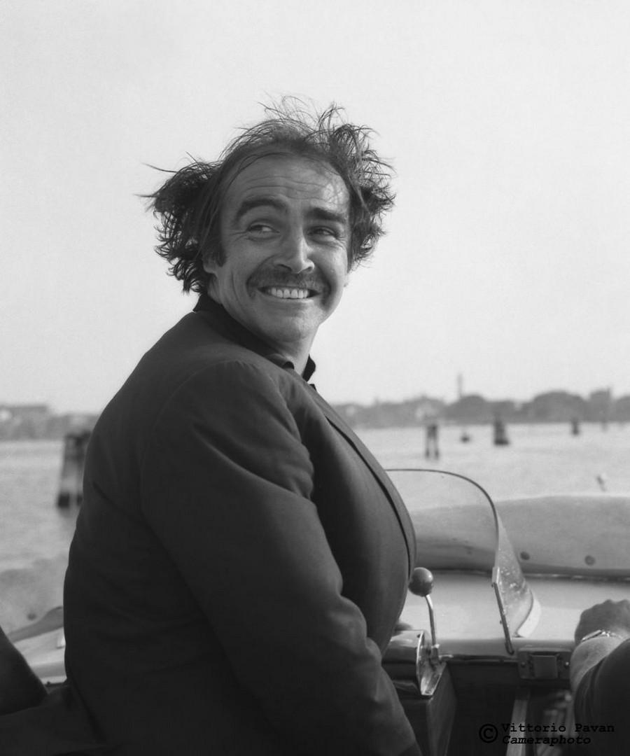 Редкие фотографии известных людей_ отдыхающих в Венеции в 1950_60_е годы 14