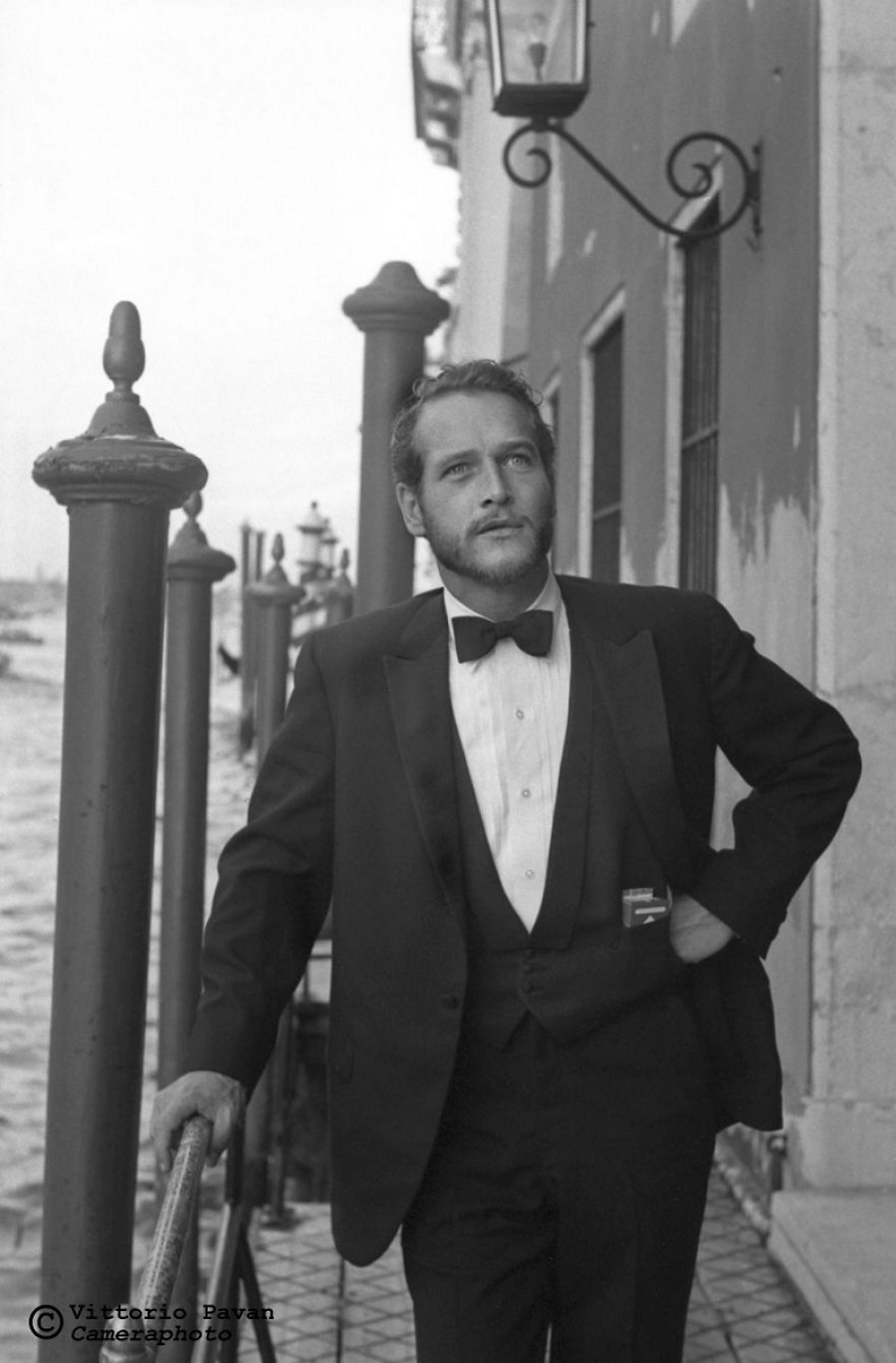 Знаменитости в Венеции: редкие фотографии 50-60-х годов