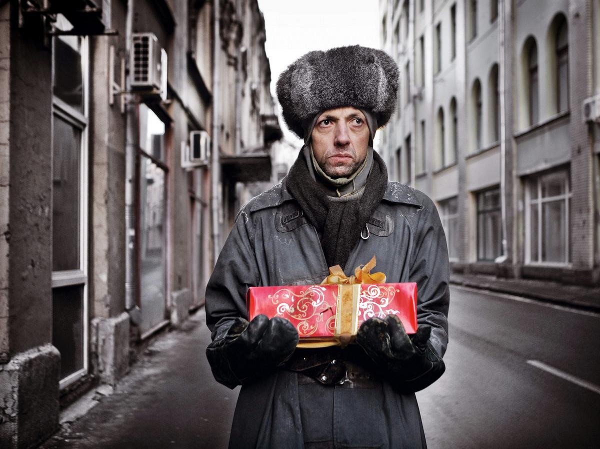 «Русские сказки». Фотограф Франк Херфорт 14