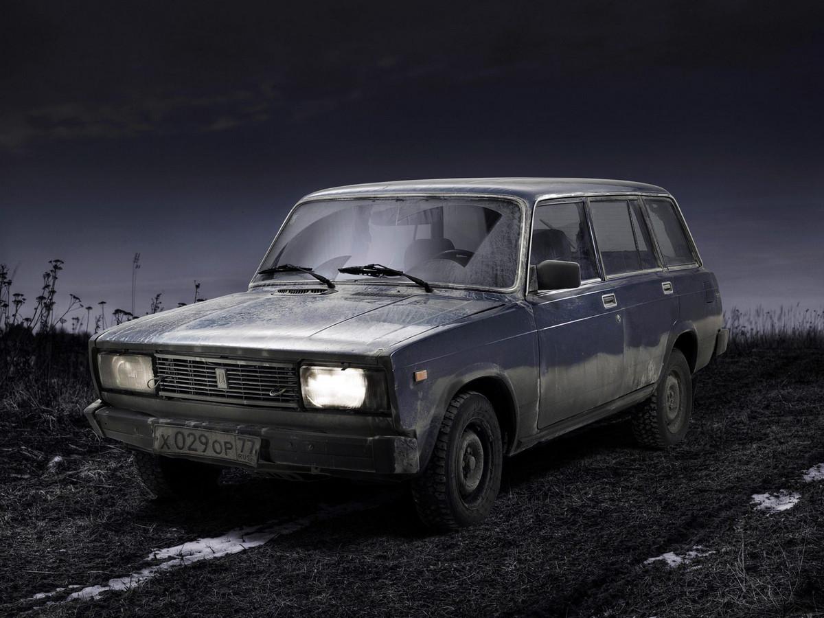 «Русские сказки». Фотограф Франк Херфорт 16