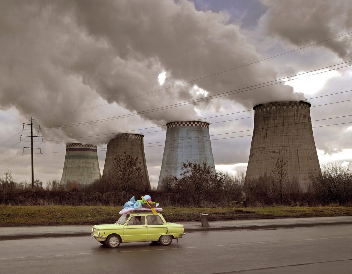«Русские сказки». Фотограф Франк Херфорт 5