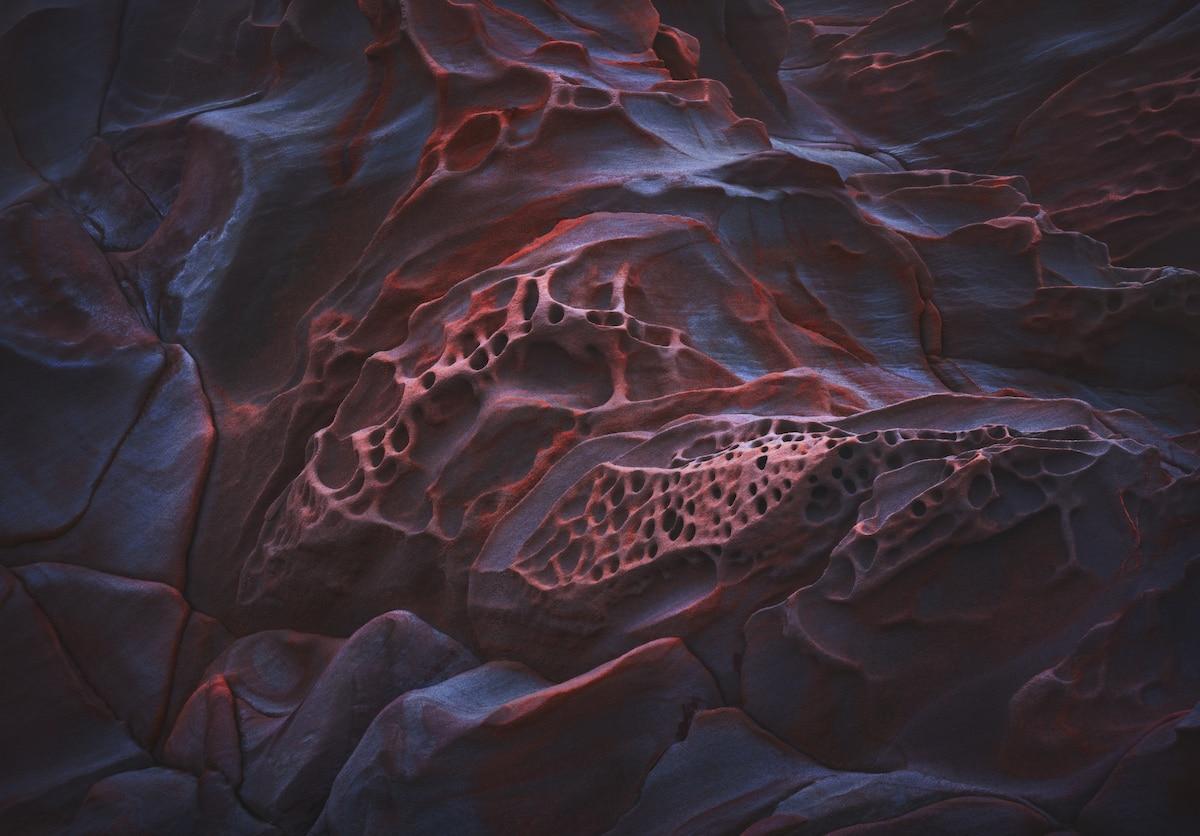Созерцательные и абстрактные_ работы победителей конкурса «Пейзажный фотограф года – 2018» 28