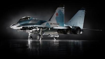 МиГ-35: фотографии военного истребителя