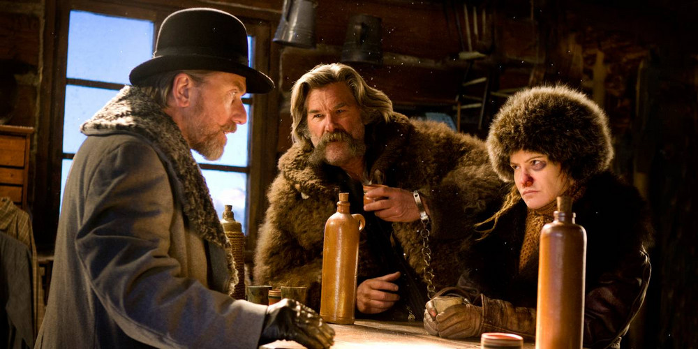 Кадр из фильма «Омерзительная восьмёрка».