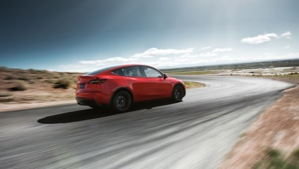 Электрокроссовер Tesla Model Y скоро появиться в продаже