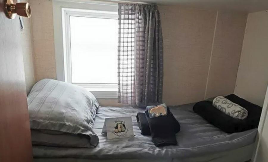 Жизнь в отеле окруженный белыми медведями (7)