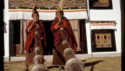 Жизнь в Сиккиме: редкие снимки из закрытого королевства в Гималаях