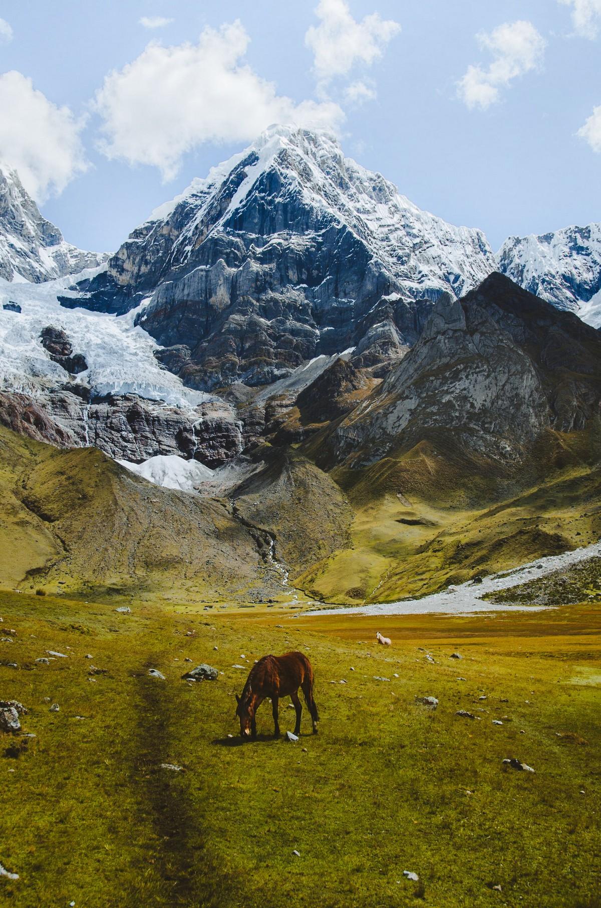 Горные пейзажи: фотографии Люка Корнжевски