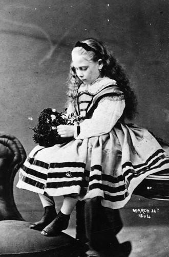 Принцесса Беатриса, март 1864 года